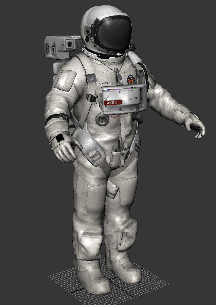 Blender Astronaut Rig  | Keen Software House Forums